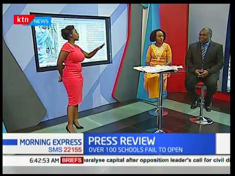 President Uhuru Kenyatta: Forgive Me, let us make Kenya better-press review