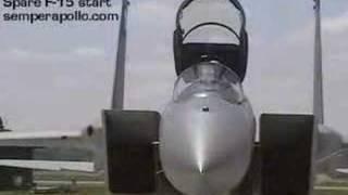 F-15C Start