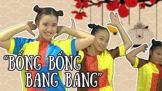 HỌC NHẢY BỐNG BỐNG BANG BANG MỪNG TRUNG THU | DANCE WITH VANNIE