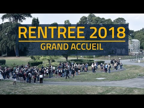 Centrale Nantes - Rentrée 2018 / Back to School 2018