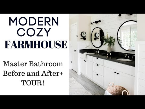 creepy-granny-wallpaper-to-farmhouse-cozy-bathroom-renovation