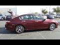 2017 HONDA ACCORD Henderson, Las Vegas, Laughlin, St George, Flagstaff, AZ H170640