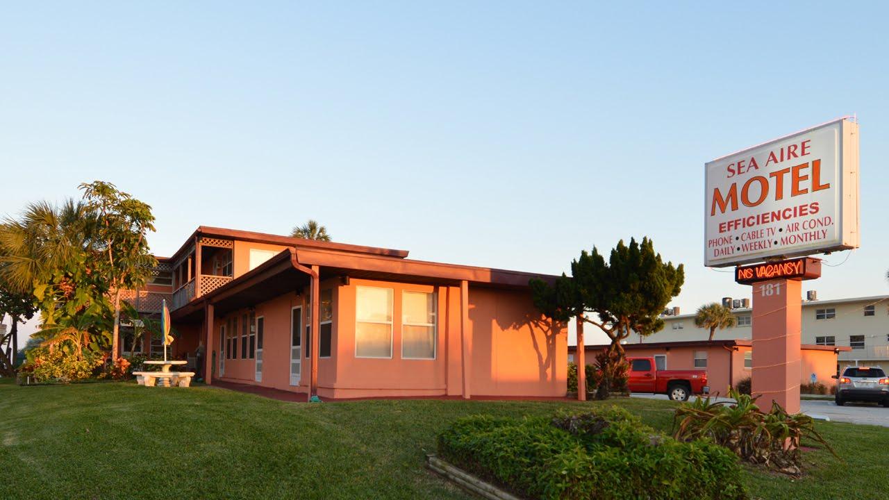 Sea Aire Oceanfront Motel