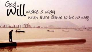 God Will Make A Way - Acapella - Christian Vineyard Music