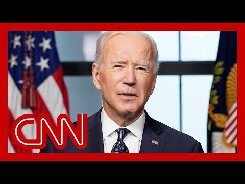 Joe Biden explains US troops withdrawal from Afghanistan   Full speech