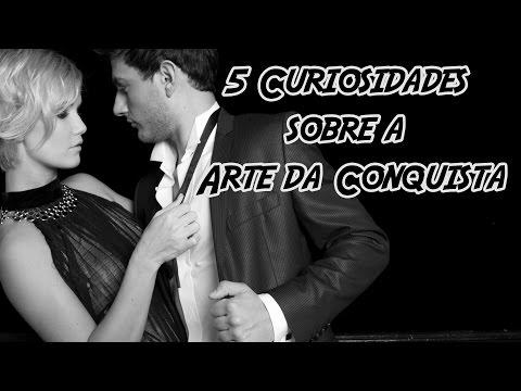 Veja o video – 5 Curiosidades sobre a Arte da Conquista