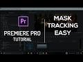 Mask Tracking | Adobe Premiere Pro Tutorial