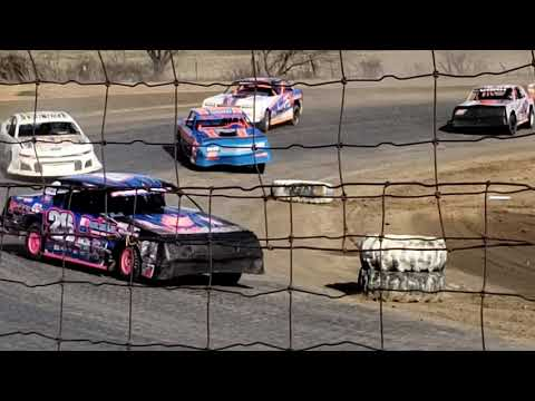 Lone Star Stock Tour - 281 Speedway 2.22