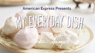 Meringue Cookies W/ Amber Spiegel | My Everyday Dish