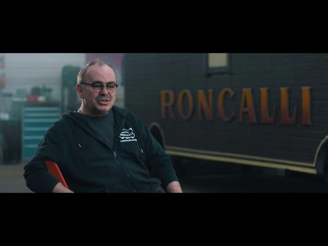 Manfred Haase über die Historie des Circus Roncalli