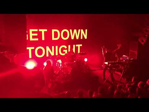 Carpenter Brut - Chew Bubblegum and Kick Ass + Turbo Killer (Live Boston 4-30-18)