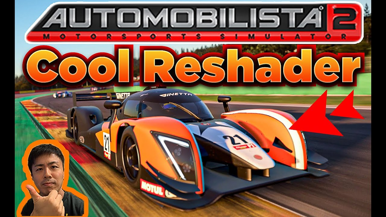 Free Reshade Mod For Automobilista 2