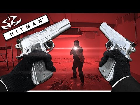 Airsoft War: Hitman 3 In Real Life – First Person Shooter (POV)! | TrueMOBSTER