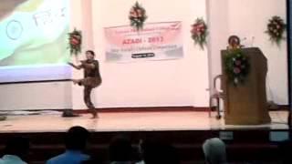 ABHI MUJHME KAHIN DANCE (SHIVA KAMBOJ)