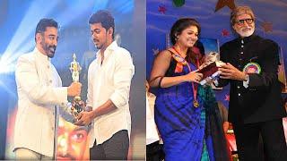 tamil awards 2014 vijay surya dhanush nayanthara