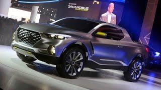 Hyundai Santa Cruz Pickup هيونداي سانتا كروز بيك اب