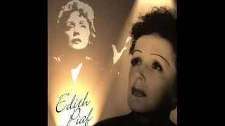 """Edith PIAF - """" Bal Dans Ma Rue """" (1949)"""