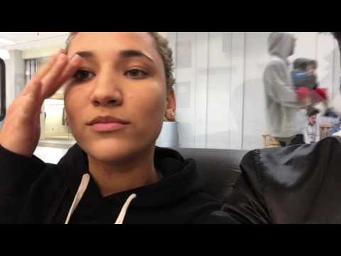 LAUREN FIRST TIME GETTING EYEBROWS DONE WE GOT CREDIT FRAUD WORST DAY EVER VLOG