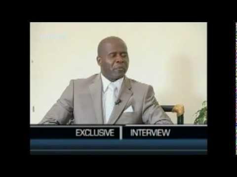 Henry Kachaje talks about Entrepreneurship Revolution, March 2013