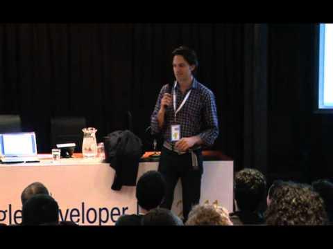 GDD 2011 - Peter Fernandez: Creación de empresas en aplicaciones para móviles