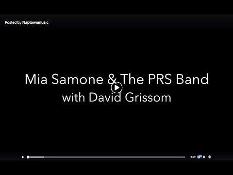 Mia Samone & the PRS Band with David Grissom