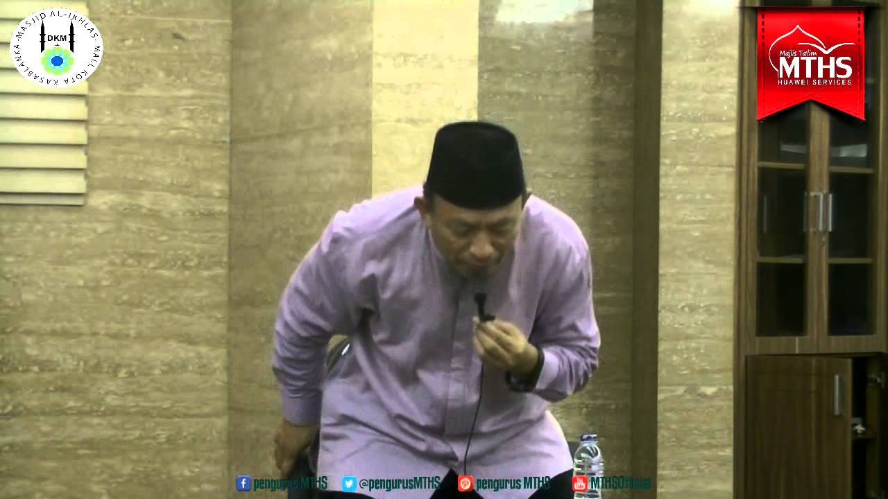 Ust DR Ahzami Samiun Jazuli - Tarhib Ramadhan 1436H