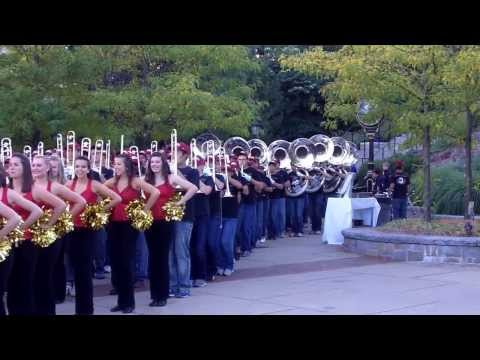Boston College Football: Eagle Walk, Sept. 6, 2013