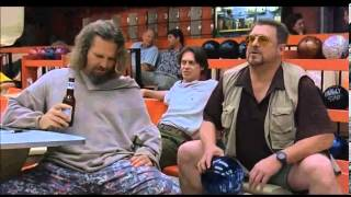 The Big Lebowski - Fucking Dog Has Fucking Papers