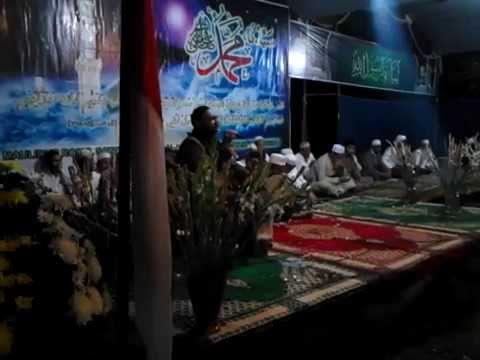 """Thola""""al-badru alayna By.Ust.Hasyim Abdun di acara Maulidur Rosul (PPBU)"""