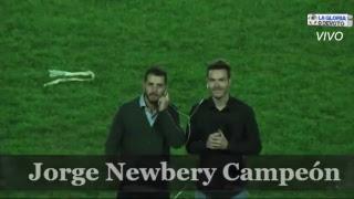 Jorge Newbery Vs Manzanares