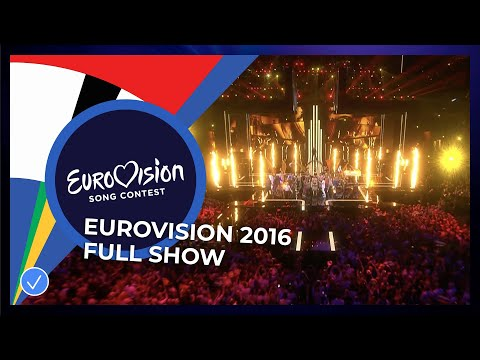 #EurovisionAgain - Eurovision Song Contest 2016 - Grand Final - Full Show