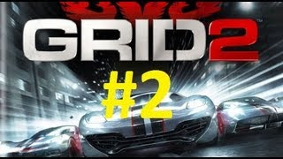Grid 2 - Part 2 Single Player Walkthrough PC XBOX PS3