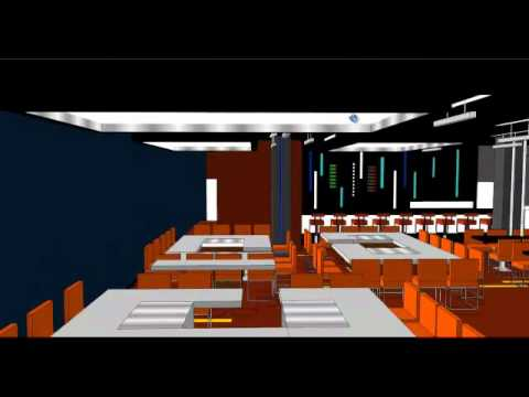 Emejing Decoration Cafe Moderne Contemporary - Ridgewayng.Com