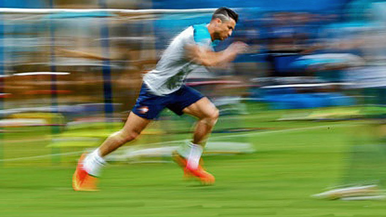 How To Increase Speed Get Faster Cr7 Bale Speed Training Tutorial Youtube