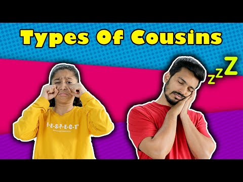 Types Of Cousins | Funny Video | Pari's Lifestyle
