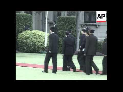 North Korea deputy leader in Thailand
