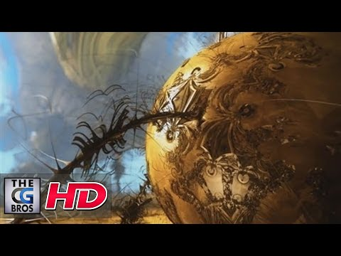 """CGI 3D Animated Short """"Navigation in Dreamtime"""" - by Julius Horsthuis"""