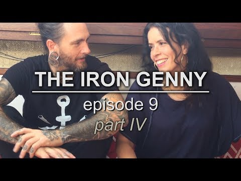 Sailing Vessel Triteia - The Iron Genny - Part IV - Episode 9 - Finally Getting the Yanmar Started!