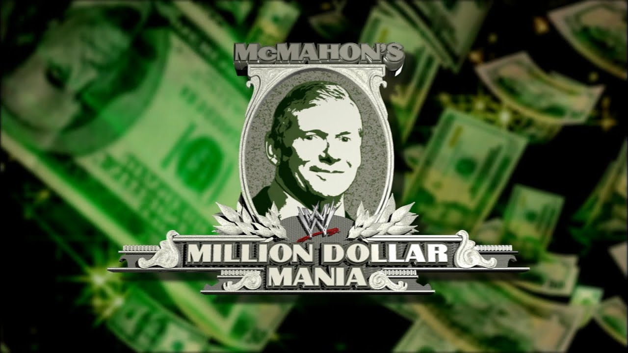 The time Mr. McMahon gave away a million dollars