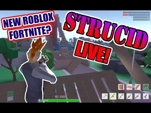 PHANTOM FORCES/STRUCID! ROBLOX LIVE STREAM! - YouTube
