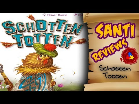 Schotten Totten Review with Santi
