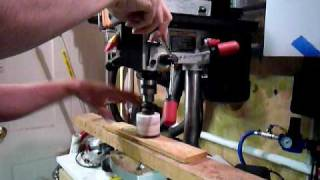 Upgrading Your Craftsman Bench-top Drill Press
