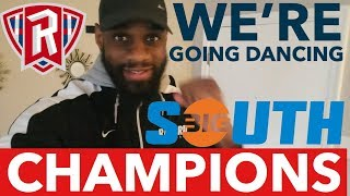 Radford Basketball Big South Champions