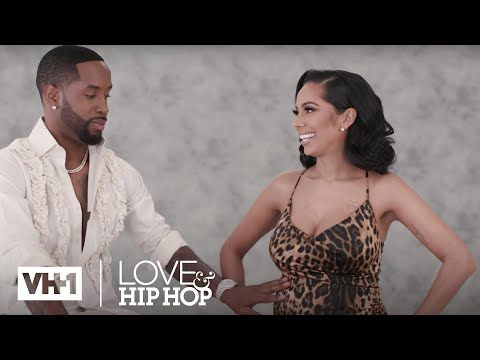 The Bushman Show - Congrats Too Erica Mena &  Safaree