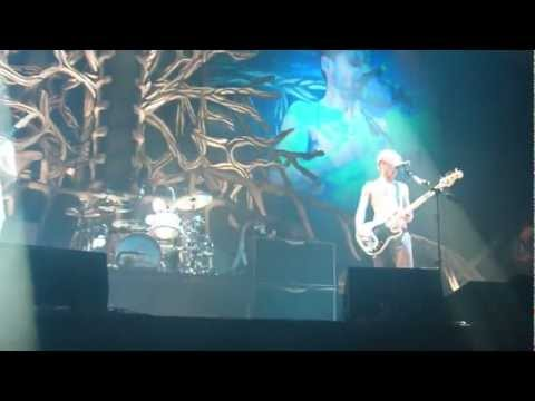 Biffy Clyro - Picture A Knife Fight, live @ Newcastle Arena 20/03/13