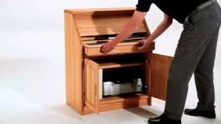 Dyrlund Furniture - 1152m Secretary
