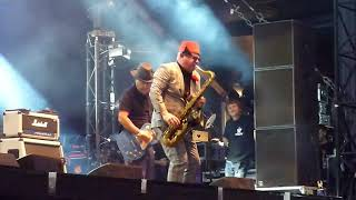 Madness Nightboat to Cairo Live @ Strijp-S, Eindhoven 10-8-2018