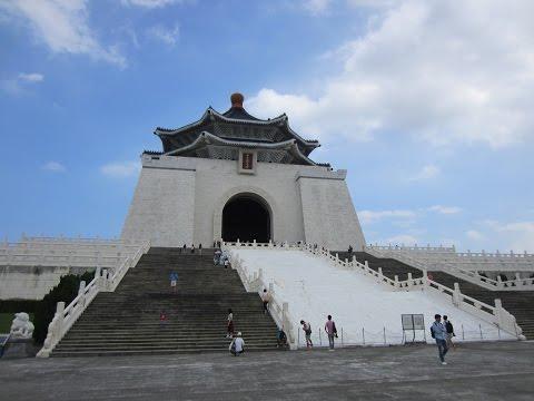 Chiang Kai-shek Memorial Hall - Taipei/台北