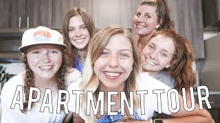 College Apartment Tour // Texas Tech University