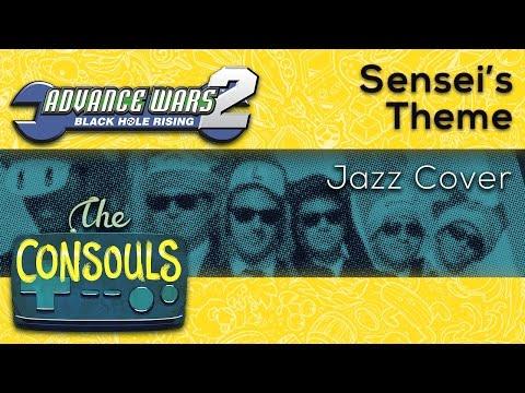 Sensei's Theme (Advance Wars 2: Black Hole Rising) - The Consouls